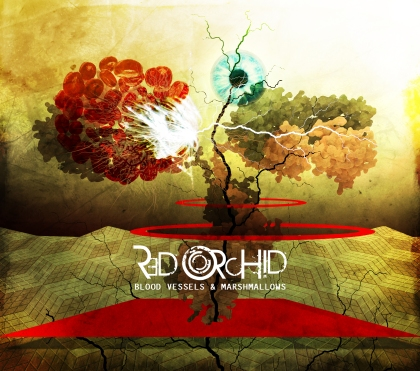 Red Orchid - Blood Vessels & Marshmallows cover art