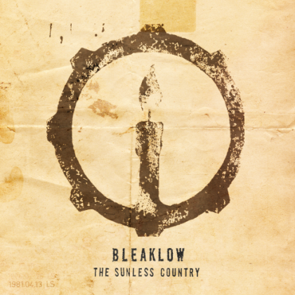 Bleaklow The Sunless Country album cover